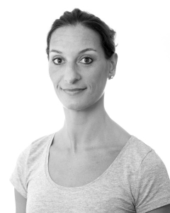 Lara Maddison, qualified Physiotherapist, Richmond