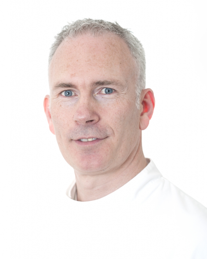 Phil McNulty, qualified Osteopath, Richmond